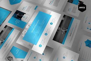 Moboo - Powerpoint Template
