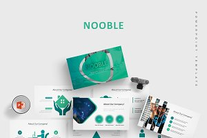 Nooble - Powerpoint Template