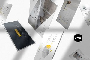 Transpose - Powerpoint Template