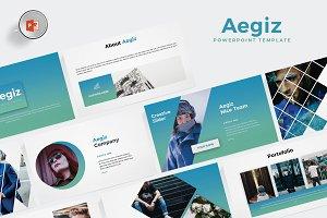 Aegiz - Powerpoint Template