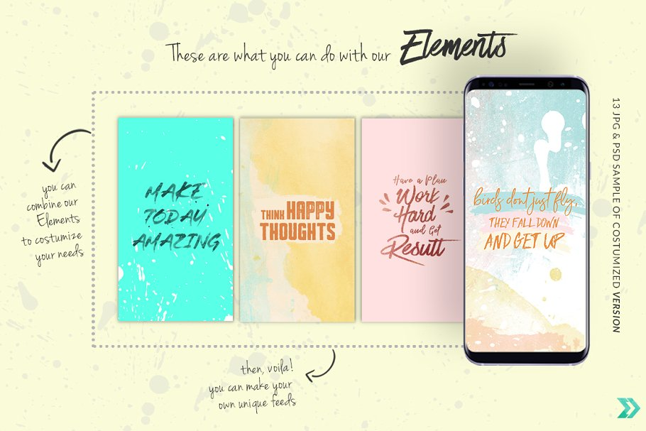 Instagram Story Essential Quotes in Instagram Templates - product preview 7