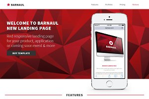 Barnaul — Multipurpose Landing Pages