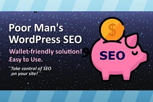 Poor Man's WordPress SEO