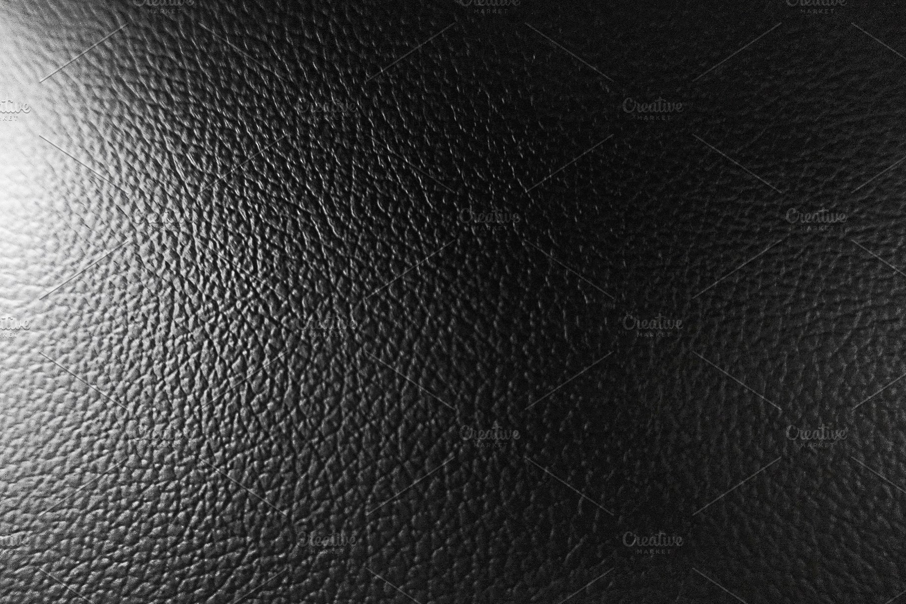 Save Black Leather Sofa