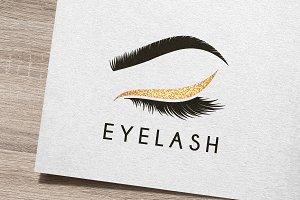 Eye Lash Logo