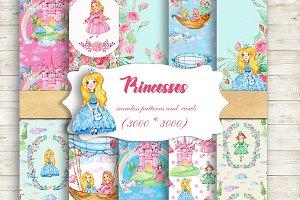 Princess . Patterns