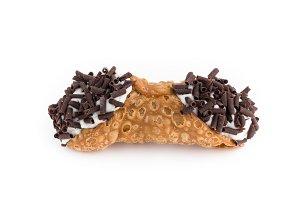 Sweet cannolo