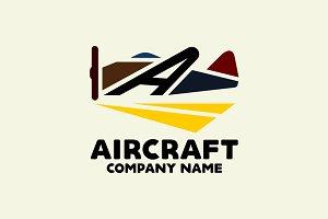 Air A Letter Logo