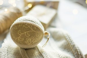 Christmas New Year decoration gifts