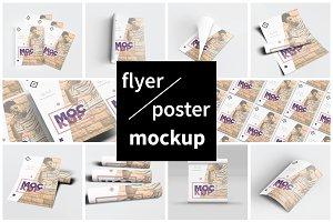 Flyer Presentation Mockups