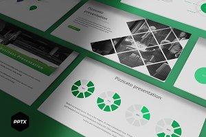 Pizzicato - Powerpoint Template