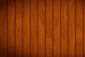 Dark realistic wooden boards