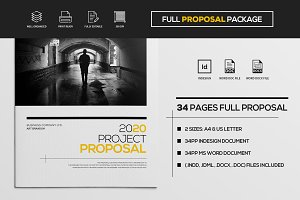 Full Proposal Package Template