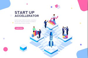 Startup Template for Web Page