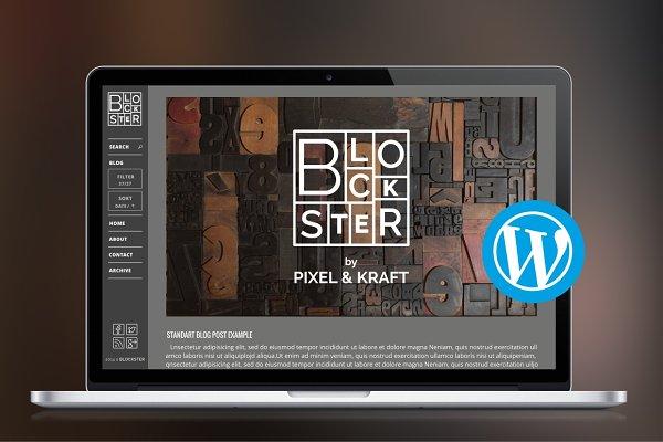 Blockster WP | Filter, Sort & More