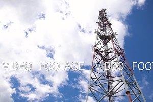 Telephone signal tower
