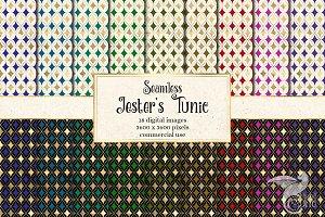 Jester's Tunic Patterns