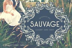 Sauvage Elegant Sans
