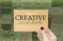 Creative Special Bundle (98% Off)