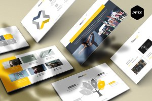 Taulany - Powerpoint Template