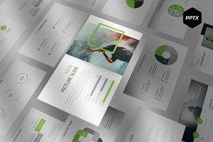 Miza - Powerpoint Template