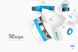 Maiya - Keynote Template