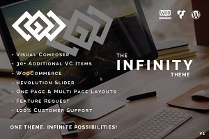 Infinity - WordPress Theme