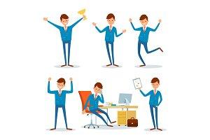 Business Activities of Businessman