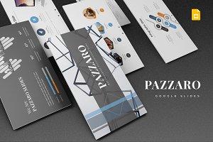 Pazzaro - Google Slides Template