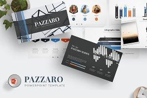 Pazzaro - Powerpoint Template