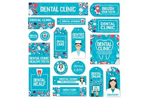 Dental care clinic and medicine