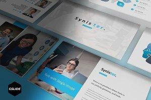 Synister - Google Slides Template