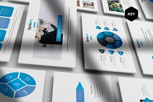 Synister - Keynote Template