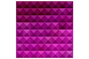 Byzantine Purple Abstract Low Polygo