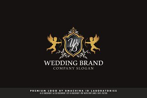 The Wedding Brand Logo