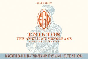 Enigton (Monograms from 1923)
