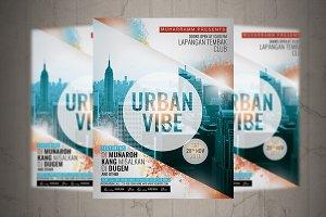 Urban Vibe Flyer / Poster