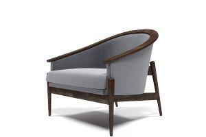 Mid-century american armchair