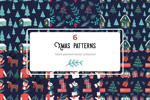 Graphic Patterns Creative Market Mesmerizing Patterns