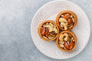 Traditional middle Eastern sweets