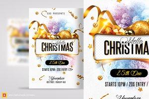 Xmas Flyer / Christmas Flyer