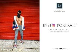 Insta Portrait - Lightroom Presets
