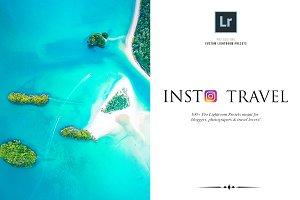 Instagram Travel - Lightroom Presets