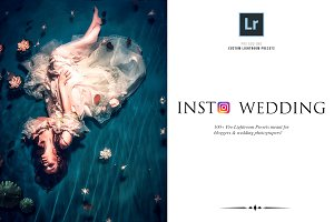 Insta Wedding - Lightroom Presets