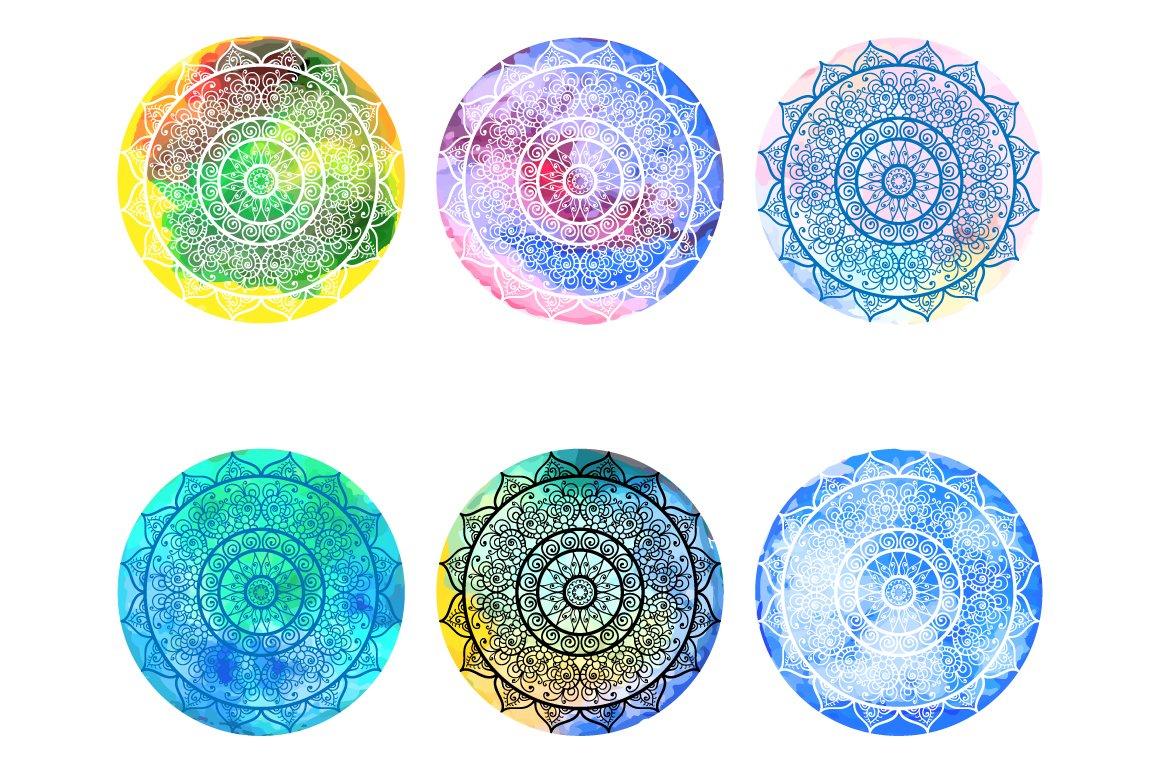 Mandala Mug Design