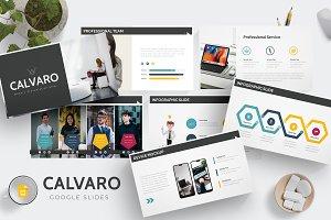 Calvaro - Google Slides Template
