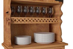 3d Cupboard
