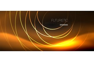 Dark abstract background with