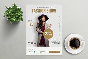 NEBULA - Fashion Flyer