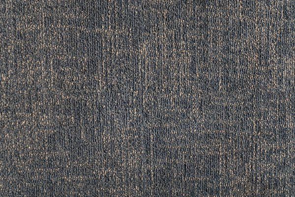 Grey carpet fabric flooring pattern